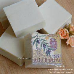 Кастильское мыло Оливковое с нуля