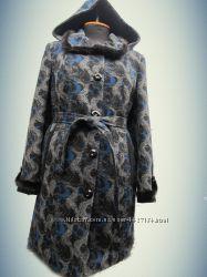 Красивое зимние пальто. 7. Новое. Размер 48-52 Опт-розница