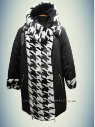 Красивая зимняя куртка. 20. Новая. Размер 50-60  опт -розница.