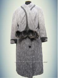 Красивое зимние пальто. 17. Новые. размер 52-62 Опт-розница Акция