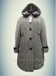 Красивое зимние пальто. 12. Новые. размер 50-52 Опт-розница