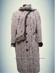 Красивое зимние пальто. 11. Новые. размер 52-62 Опт-розница