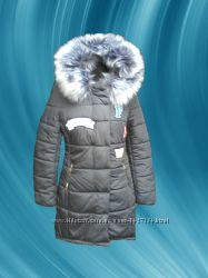 Зимние куртки длинные на силиконе. 9. Новые. опт - розница. размер 46-56