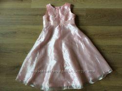 Продам нарядное платье Bhs на 9 лет