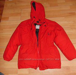 Куртка балоновая теплая, зимняя Adidas