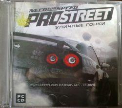 Игра Need for Speed Prostreet