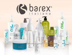 Разглаживающий шампунь и маска с выпрямляющим ефектом JOC New Barex