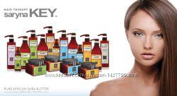 Saryna Key серия для объема для тонких волос с маслом карите Ши