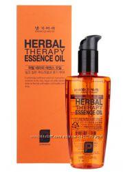Відновлююча олійка на основі цілющих трав Herbal Therapy Daeng Gi Meo Ri