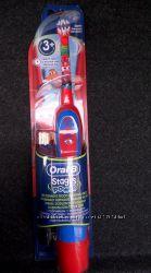 ОТЛИЧНЫЙ ПОДАРОК Oral-B Электрическая зубная щетка детская DB4. 510