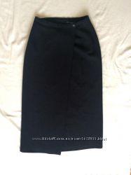 Макси-юбка gap с запахом