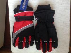 Женские перчатки горнолыжные, спортивные