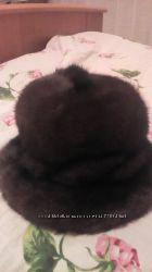 продается норковая шапка