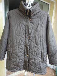 Куртка женская ENCADEE 40р, 46-48р, шоколадная, отл. состояние.