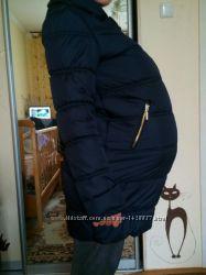 Зимнее пальто для беременных. срочно