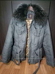 Женская зимняя куртка пуховик Snow Owl