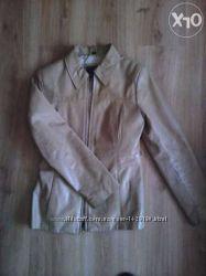 Жіноча шкіряна куртка кожаная куртка