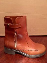 Хорошие ботинки Натур кожа новые размер 3739.