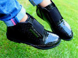Лакированные ботиночки 39р