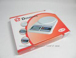 Весы кухонные SF-400 Domotec 10КГ