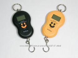 Ручные электронные весы, Кантер электронный до 50 кг. подсветка