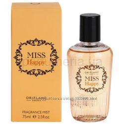 Парфюмированный спрей для тела Miss Happy от Oriflame