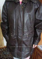Прожам жен. кожаную куртку