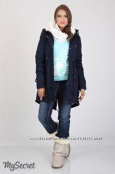 Стильная курточка для беременных.