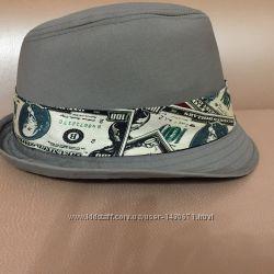 Недорого женская шляпа серая