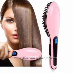 Надежное качество Электрическа расческа выпрямитель Fast Hair Straightener
