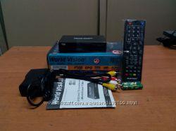 Т2 тюнер World Vision T56 DVB-T2, НОВЫЙ, с гарантией