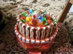 подарунковий торт під замовлення