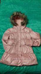 Зимняя курточка GAP подростковый размер на женский 46