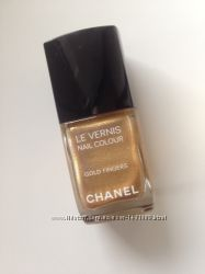 Лак Шанель Chanel Le Vernis Nail Colour Gold Fingers