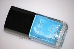 Лак Шанель Chanel Le Vernis Nail Colour  551 Coco Blue