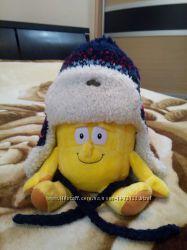 Продам детскую зимнюю шапку на мальчика