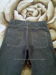 Продам вельветовые брюки на мальчика, рост 152