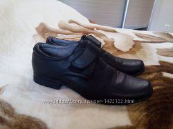 30f04b151 Продам кожаные классические демисезонные туфли для мальчика-подростка р. 39