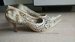 Кожаные туфли Elisse Италия