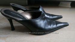 Кожаные туфли Marco Moreo