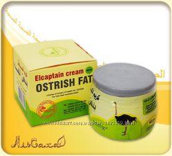 Крем-мазь со страусиным жиром Ostrish Fat от El-Captain Company Египет
