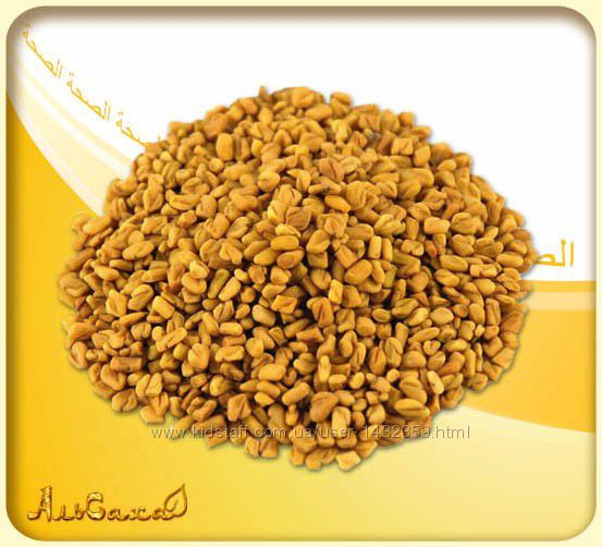 Желтый Чай из Египта Хельбы Хильба, семена Пажитника