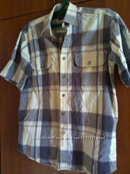 Рубашки мужские от 45грн М-LXL в клетку
