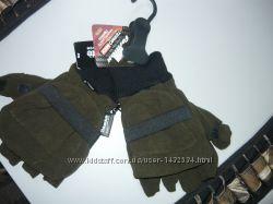Термо перчатки варежки трансформер Thinsulate для охоты, рыбалки, туризма