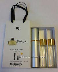 Мини парфюм с феромонами Burberry Weekend