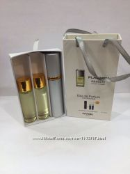 Chanel Egoiste Platinum в подарочной упаковке 3 x 15 ml