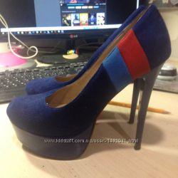 Туфли на каблуке Mia