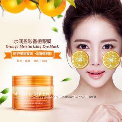 Маска для глаз Bioaqua с Vitamin C