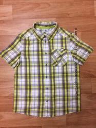 Рубашка - шведка OUTVENTURE, для мальчика, рост 152