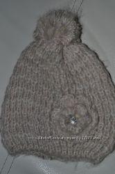 женственная шапочка , новая